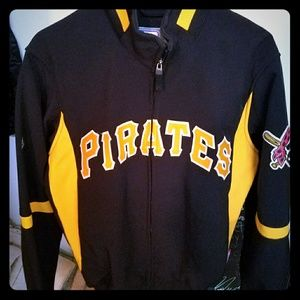 Pittsburgh Pirates Authentic Collection jacket